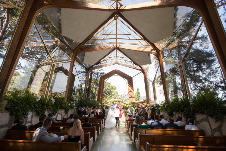 Wayfarers Chapel Palos Verdes Wedding Ceremony Sassy Girl Weddings & Events Los Angeles & Orange County Wedding Planner and Wedding Planning