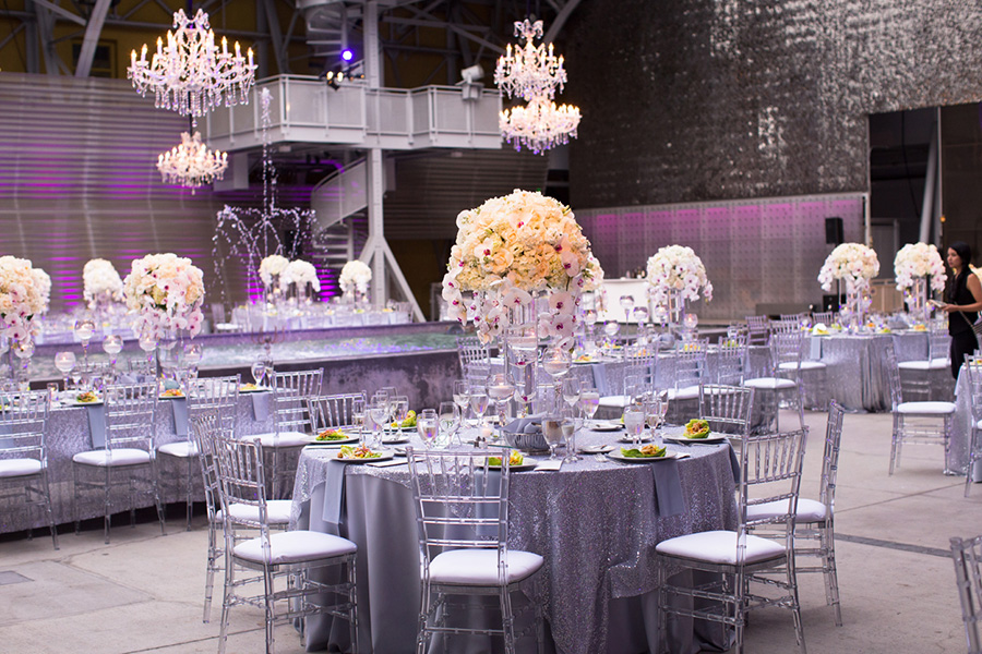 California science center Los Angeles wedding Reception Sassy Girl Weddings & Events Los Angeles & Orange County Wedding Planner and Wedding Planning