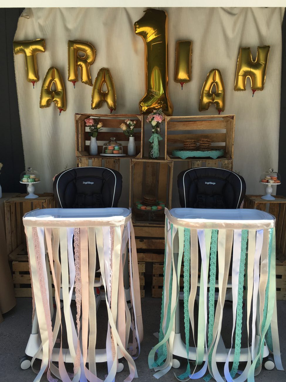 Twins First Birthday Party Sassy Girl Weddings & Events Los Angeles & Orange County Event Party Planner and Event Party Planning