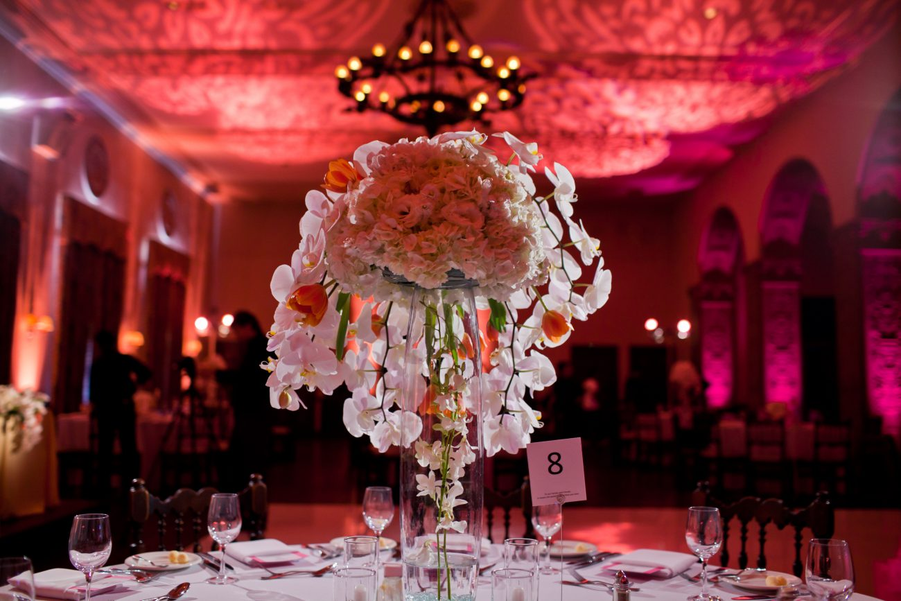 Ebell of Los Angeles Wedding Reception Centerpiece Sassy Girl Weddings & Events Los Angeles & Orange County Wedding Planner and Wedding Planning